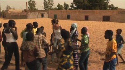 Urgence-Afrique à Noflaye - Sénégal
