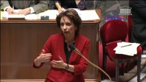 Marisol Touraine annonce une double revalorisation du minimum vieillesse et une augmentation de l'ACS