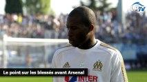 Elie Baup fait le point sur Ayew et Fanni