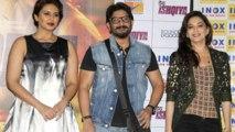Dedh Ishqiya Movie Press Conference | Madhuri dixit, Huma Qureshi, Arshad warsi