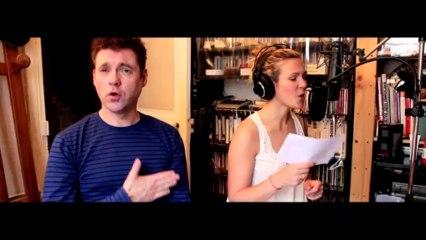 Thierry Gali & Lorie : Il était une fois Noël - Vidéo EPK - Dans les coulisses de l'album