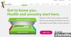 FDA Halts Marketing Of 23andMe's Genetic Test Kits