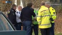 Vijf gewonden bij frontale botsing - RTV Noord