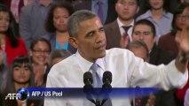 Obama défend l'approche diplomatique avec l'Iran