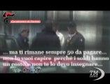 Minacciano imprenditori di morte a Torino, 5 arresti. Il video girato dai carabinieri con le richieste e le minacce