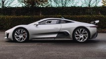 Jaguar's C-X75 : XCAR drives the Hybrid Hypercar that never was