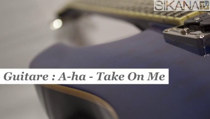 Cours de guitare : jouer Take On Me de A-ha