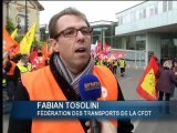 """Mory Ducros: la CFDT """"veut sauver au moins 3.000 emplois"""" -  26/11"""