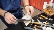 Le couteau le plus coupant au monde
