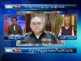 NBC On Air EP 147 (Complete) 26 Nov 2013-Topic- Hyderabad firing 6 dead, 5 Policemen martyred' Dangerous terrorist transfer to other area PM says, Army chief appointment, US' Iran unanimous. Guest - Shahzad Chaudhry.