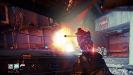 Building the Destiny E3 Reveal - Bungie Commentary de Destiny