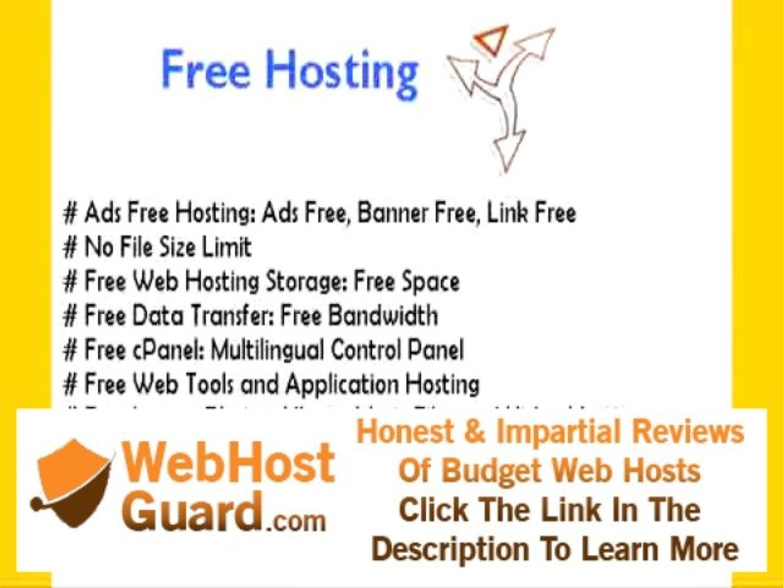 free hosting php script