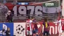 Ajax 2-1 Barcelona - Ajax vs Barcelona 2-1 (Ajax vs Barcellona)  All Goals 26/11/2013