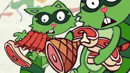 Happy Tree Friends - Meat Me For Lunch