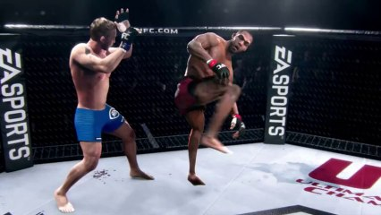 Official E3 2013 Trailer de EA Sports UFC