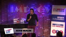 Jokes from Los Angeles: Kevin Nealon empathizes with those less fortunate