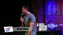 Jokes from Los Angeles: Dane Cook on going to therapy