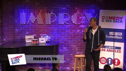 Jokes from Los Angeles: Michael Yo on meeting Justin Timberlake