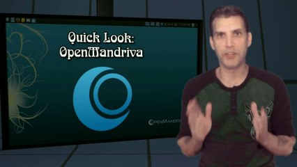 QUICK LOOK --- OpenMandriva