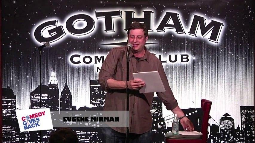 Jokes from New York: Eugene Mirman is on Christians Mingle