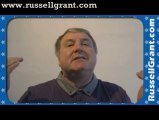 Russell Grant Video Horoscope Libra November Wednesday 27th 2013 www.russellgrant.com