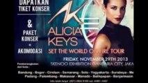 [Social Media Marketing Agency Indonesia] Tiket Konser Alicia Keys Indonesia 2013 | Ticket Alicia Keys Concert Jakarta 2013