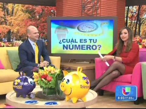 Ximena Cordoba, Ana Patricia and Satcha Pretto Legs