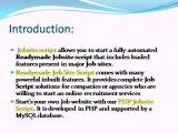 Job Site Script, Readymade Jobsite Script, PHP Jobsite Script, Jobsite Script PHP