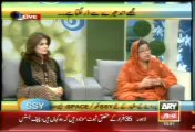 Dr. Moiz Hussain ARY NEWS 26 November 2013 7/7