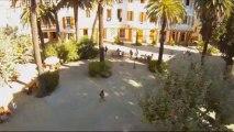 Collège International de Cannes - Vues aériennes du campus