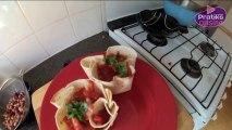 Cuisine - Comment préparer des tortilla cups