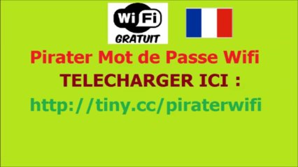 wifi pirater mot de passe v3.82