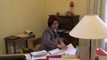 """Dans le bureau de la sénatrice communiste Annie David - extrait de """"Camarades de la Chambre Haute"""" de Laure Tarnaud"""