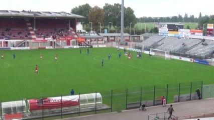 Résumés de FC Rouen - Oissel B et Evreux - FC Rouen (Seniors DH)