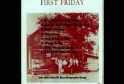 "First Friday ""Ballad Of John Doe Jr""1970 US Psych Blues Rock"