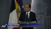 """Retraite chapeau de Varin: une """"décision sage"""", estime Hollande"""