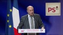 Jean-Michel Baylet au grand meeting de la Gauche : Défendre la République contre les extrémismes