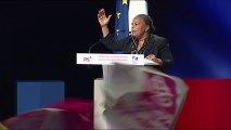 Christiane Taubira au grand meeting de la Gauche : Défendre la République contre les extrémismes