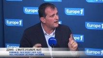 L'interview d'Europe Nuit : Louis Aliot