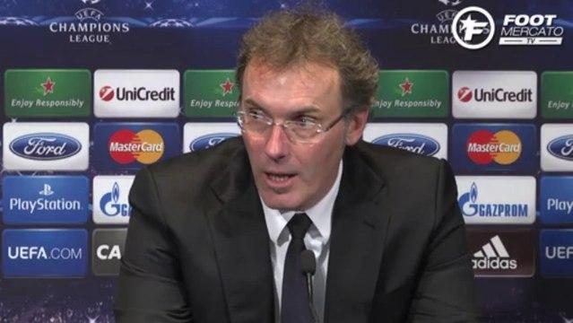 PSG : Blanc heureux de la qualification en Ligue des Champions