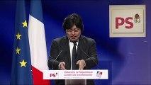 Jean-Vincent Placé au grand meeting de la Gauche : Défendre la République contre les extrémismes