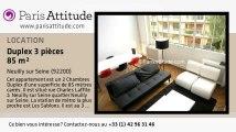 Duplex 2 Chambres à louer - Neuilly sur Seine, Neuilly sur Seine - Ref. 4816