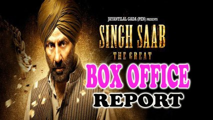 Singh Saab The Great Weeked Report