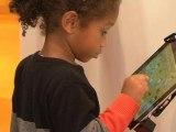 Salon du livre jeunesse: des tablettes tactiles pour séduire les enfants - 28/11