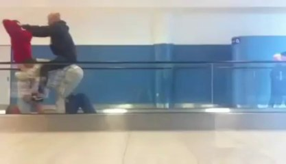 4 Guys Passing Their Time On Airport By Hot Desi Video