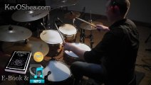 ★ Advanced Drum Lesson ★ Linear Triplet Fill