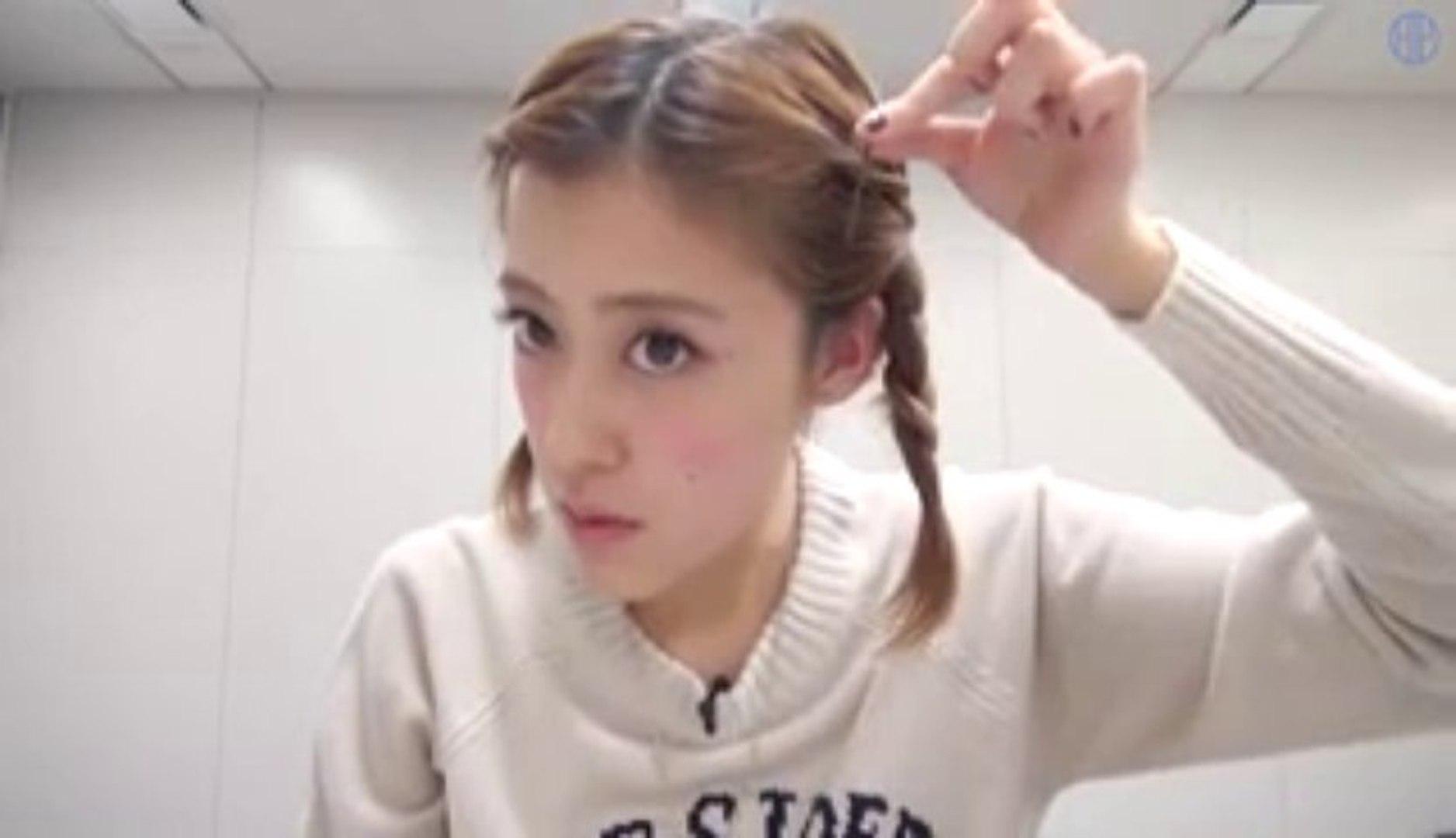 Miyabi's Hair Style