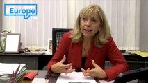 Européennes 2014 : Interview d'Anni Podimata, vice-présidente du Parlement européen
