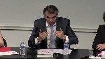 """""""Les cours suprêmes, contre-pouvoirs face au Conseil constitutionnel ?"""", Pierre EGEA, Professeur de droit public à l'Université Toulouse 1 Capitole."""