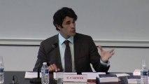 """""""La QPC, instrument de légitimation du législateur ?"""", Emmanuel CARTIER, Professeur de droit public à l'Université Lille 2 Droit et Santé."""